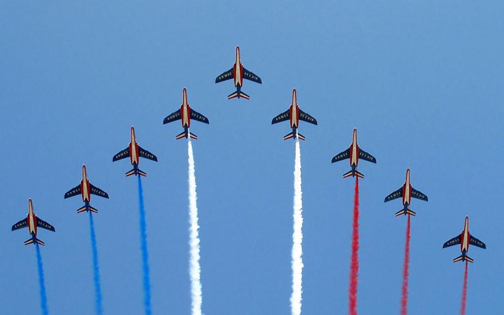 Patrouille de France PAF